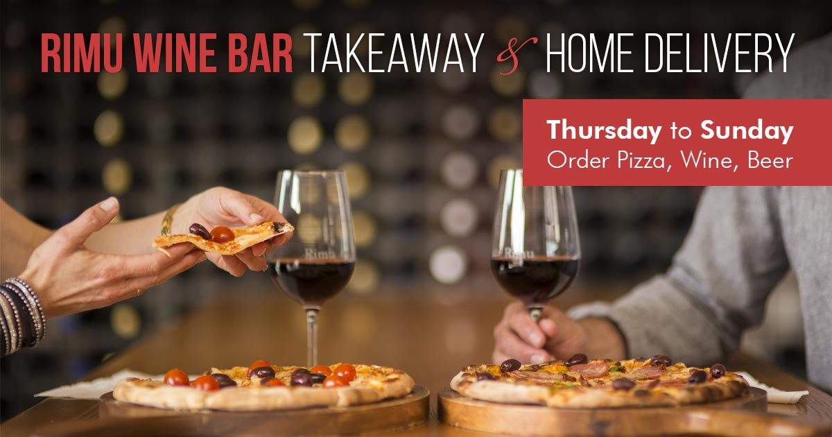 Rimu Wine Bar - Takeaway and Home Delivery, Nelson, New Zealand