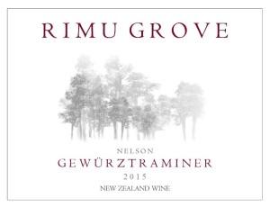 RimuGroveGewurztraminer2015