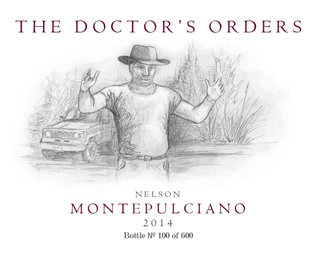 Rimu Grove » Blog Archive » The Doctor's Orders Montepulciano